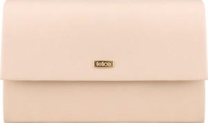 Różowa torebka Felice do ręki