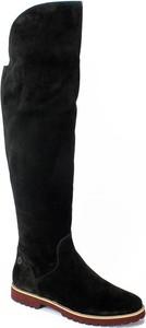 Kozaki Nessi w stylu casual