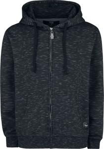 Czarna bluza Emp z bawełny w młodzieżowym stylu