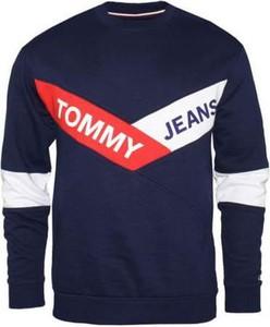 Bluza Tommy Jeans z dresówki