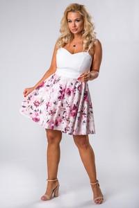 Sukienka Ptakmoda.com na ramiączkach mini