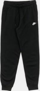 Spodnie Nike w sportowym stylu z bawełny