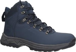 Buty trekkingowe Casu w sportowym stylu sznurowane