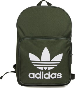 Zielony plecak Adidas