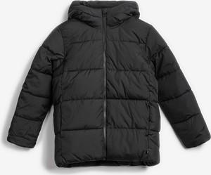 Czarna kurtka dziecięca Gap