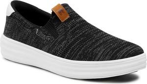Sneakersy WRANGLER - Jelly Slip On WM11001A Black 062