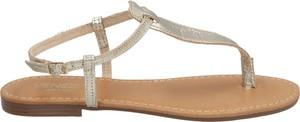 Sandały Venezia z klamrami ze skóry w stylu casual