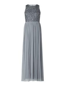 Sukienka Lace & Beads bez rękawów
