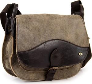 Brązowa torebka DAAG na ramię