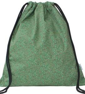 Zielony plecak Szczypta