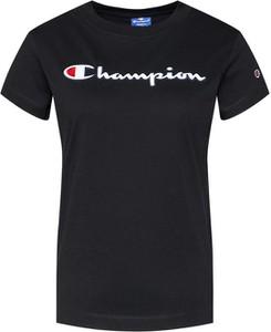 T-shirt Champion z okrągłym dekoltem z krótkim rękawem
