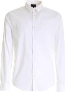 Koszula Giorgio Armani z kołnierzykiem button down