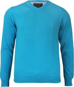 Sweter Adriano Guinari z bawełny