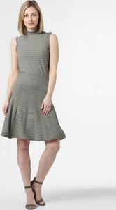Sukienka Nikkie rozkloszowana bez rękawów z dzianiny