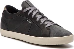 Sneakersy GEOX - U Warley A U926HA 04322 C0005 Black/Dk Grey