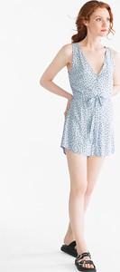 Kombinezon CLOCKHOUSE z krótkimi nogawkami w stylu casual