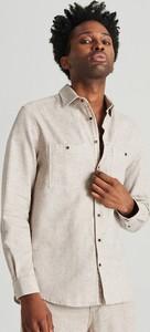 a71428b8bdc30 koszule męskie z lnu - stylowo i modnie z Allani
