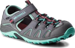 Buty dziecięce letnie Merrell w sportowym stylu