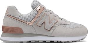 Buty sportowe New Balance sznurowane z płaską podeszwą