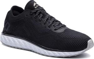 Czarne buty sportowe Li-Ning w sportowym stylu
