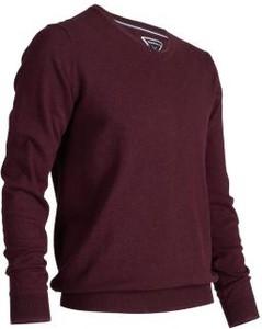Czerwony sweter Inesis