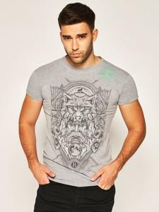 T-shirt Rage Age z krótkim rękawem z nadrukiem