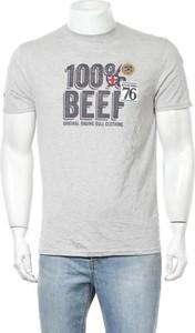 T-shirt Raging Bull z krótkim rękawem