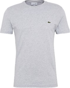 T-shirt lacoste z bawełny w stylu casual