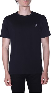 Czarny t-shirt Fred Perry