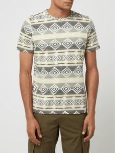 T-shirt McNeal z krótkim rękawem w stylu etno