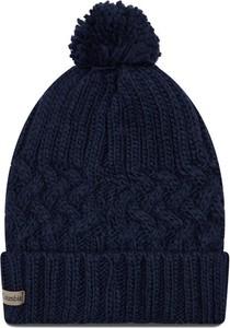 Granatowa czapka Columbia