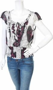 Bluzka Xoxo By Olishka z krótkim rękawem z okrągłym dekoltem