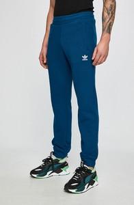 Spodnie Adidas Originals z bawełny