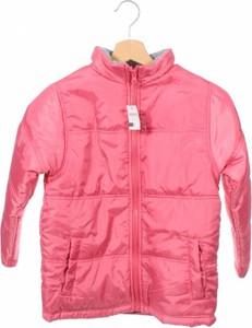 Różowa kurtka dziecięca Basics