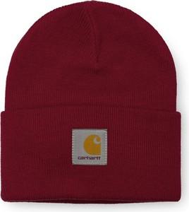 Czerwona czapka Carhartt WIP
