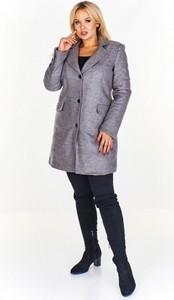 Płaszcz ADRAINO INES ROSE w stylu casual