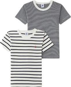 Koszulka dziecięca Petit bateau w paseczki