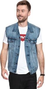 Kamizelka Levis z jeansu