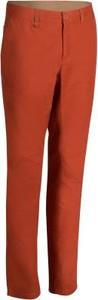 Czerwone spodnie Quechua