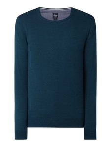 Granatowy sweter S.Oliver Red Label