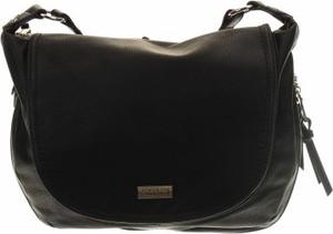 Czarna torebka Georges Rech na ramię