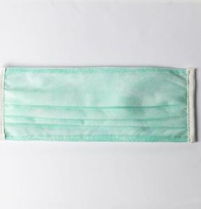 Em Men`s Accessories Maseczka ochronna wykonana z bawełny gładka - pakiet 10