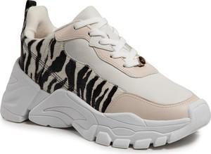 Buty sportowe Eva Longoria sznurowane