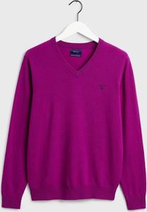 Sweter Gant z wełny
