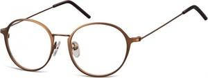 Stylion Lenonki zerowki Oprawki okulary korekcyjne 971E jasny braz