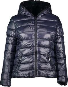 Niebieska kurtka Winter Selection krótka