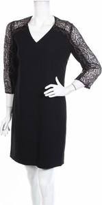 Czarna sukienka Un Deux Trois mini