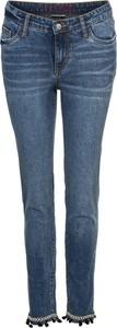 Niebieskie jeansy bonprix BODYFLIRT