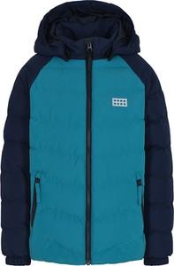 Niebieska kurtka dziecięca Legowear