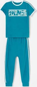 Niebieska piżama Reserved dla chłopców